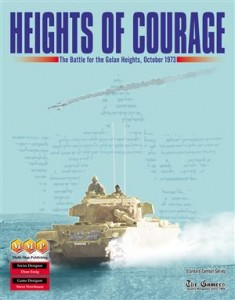 Heights of Courage cover