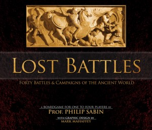 Lost Battles cover
