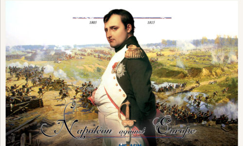 Napoleon against Europe