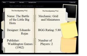 Battle of the Little Big Horn Open Book