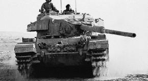 War Is Boring: Staggering Odds, Brutal Tank Battles in New War Game
