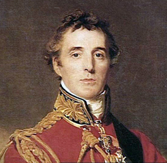 battle of Waterloo Lord_Arthur_Wellesley_the_Duke_of_Wellington