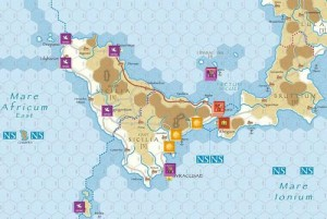 The Ancient World – Carthage, The First Punic War – A Boardgaming Way Analysis