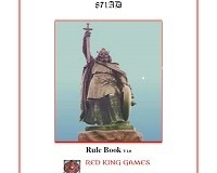 """Alfred the Great"" PNP now on Sale at Red King Games"
