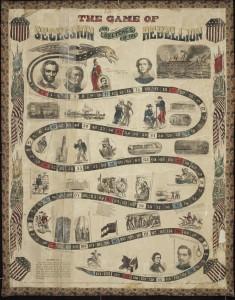 Slate - Seccession Game from 1862