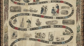 Slate: The Pro-Union Civil War Board Game That Was the Chutes and Ladders of 1862