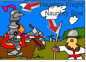 Agincourt photo Haughty Naughty