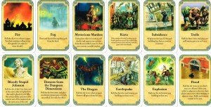 Discworld Card samples BGG