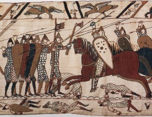 Hastings from Bayeux Tapestry
