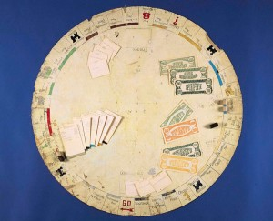 MONOPOLY Circular board