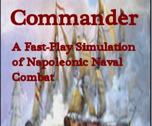 "The Free PNP copy of ""Master and Commander"" now withdrawn from The Boardgaming Way"