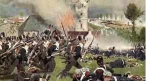 "Plancenoit: The Final Blow (a preview of Legion Wargames' ""Black Eagles Over Belgium"")"