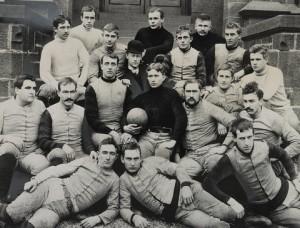 Rutgers football team 1891