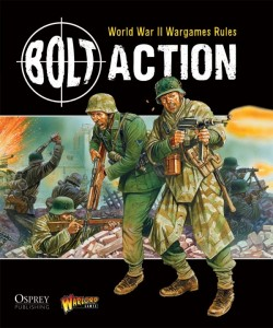 Bolt Action cover