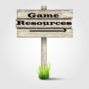 Game resources old-wooden-signboard