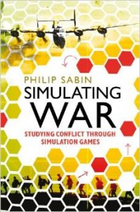 Philip Sabin - Simulating War book cover