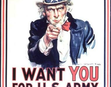 WWI - Uncle Sam