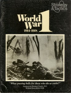 WWI by SPI James Dunnigan