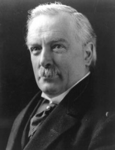 WWI leader - David_Lloyd_George__WW1_British_Prime_Minister_