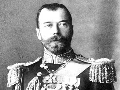 WWI leaders - Tzar Nick