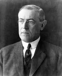WWI leaders - Woodrow Wilson