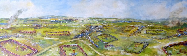 Waterloo Painting from Paul C