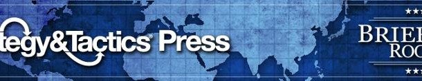 Sale: Strategy and Tactics Press – Briefing Room