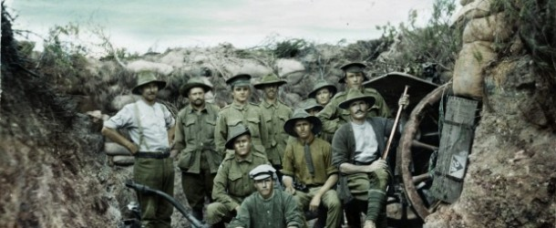 The Sydney Morning Herald: Gallipoli at 100
