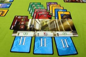 7 Wonders Control board