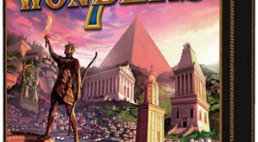 Deseret News: Asmodee Games delivers tense gaming experience (7 Wonders, Room 25, In Kemet and Dungeon Twister: The Card Game)