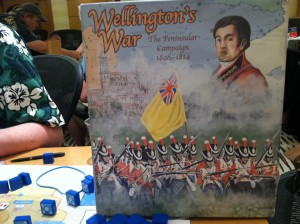 Consimworld 2013 wellington's war d