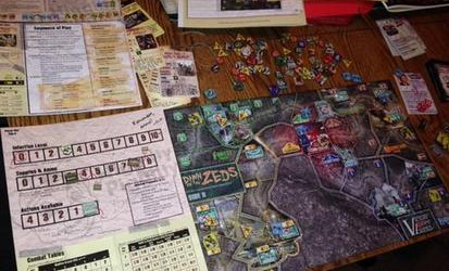 Deseret News: Game review: Hornet Leader and Dawn of the Zeds offer solitaire excitement