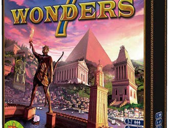 """A Beginner's Guide to the game """"7 Wonders"""""""