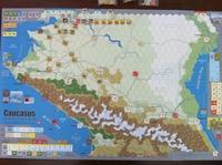 Caucasus Campaign GMT map