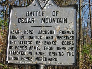 Stonewall's Sword Battle Marker