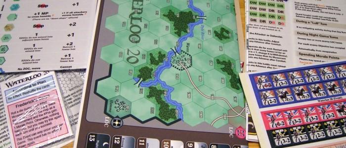 Waterloo 20 components