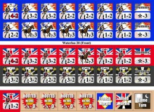 Waterloo 20 counter sheet