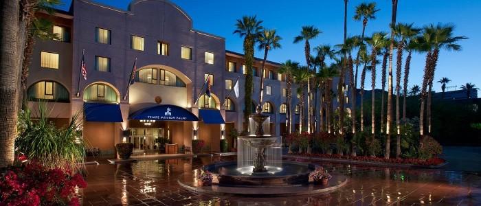 Consimworld hotel Tempe Mission Palms