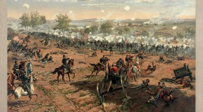 """Gettysburg 1863"" on Battleground (A British TV series)"
