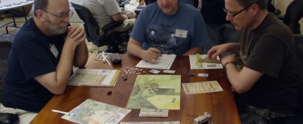 "Board Game Design Lab: ""How to Design a Solo Game with Hermann Luttmann"""