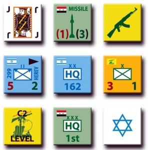 Next War in Lebanon sample counters