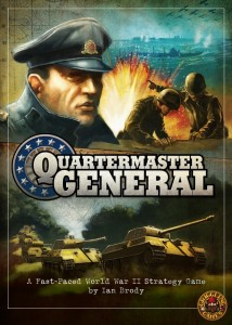 Quartermaster General 4