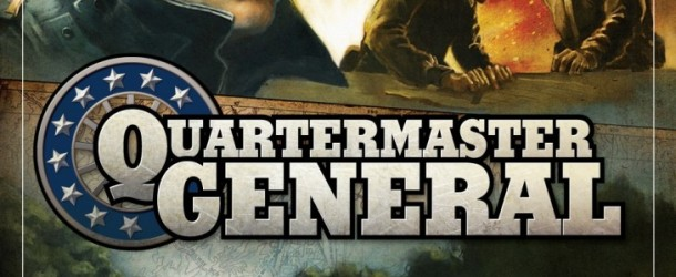 Quartermaster General: A Boardgaming Way Review
