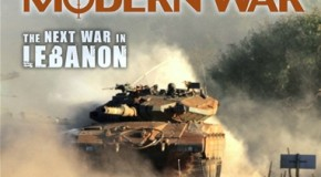 Next War in Lebanon – A Boardgaming Way Review