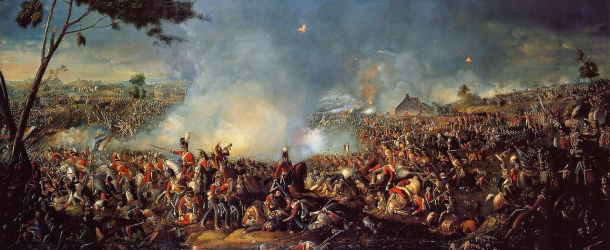 Video: The Battle of Waterloo – 2015 Reenactment – Royal Scots Lights