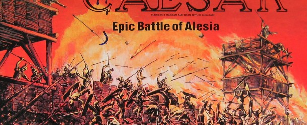 Feats in Ancient Times:  Wargaming the Battles of Antiquity – A Boardgaming Way Essay