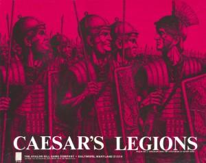 Avalon Hill - Caesar's Legions
