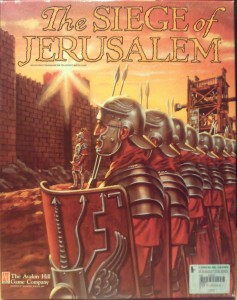 Avalon Hill - The Siege of Jerusalem