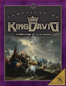 King David's War cover by Clash of Arms