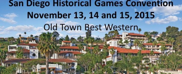 San Diego Historical Games Convention